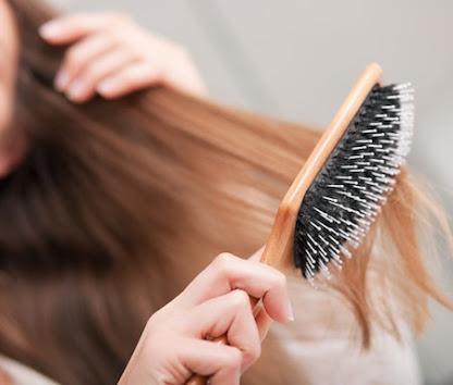 抜け毛は生活習慣改善で減少!